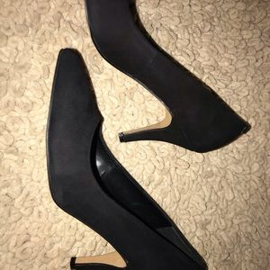 Vince Camuto Shoes - Vince Camuto Suede Heels